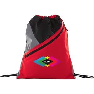 Slazenger(R) Competition Zip Drawstring Sportspack