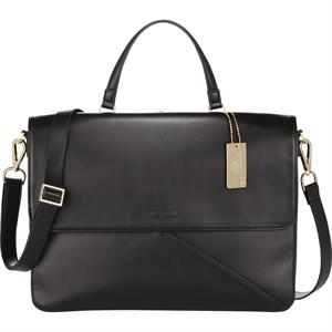 """Kenneth Cole 15\"""" Cross Body Computer Tote"""