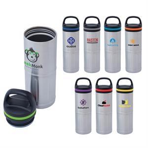 iCOOL® Odin 20 oz. Stainless Steel Vacuum Water Bottle