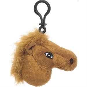School Mascot Backpack Clip - Bronco Horse