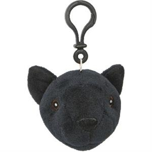 School Mascot Backpack Clip - Panther