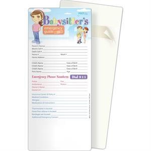 Post Ups (TM) - Babysitter's Emergency Guide