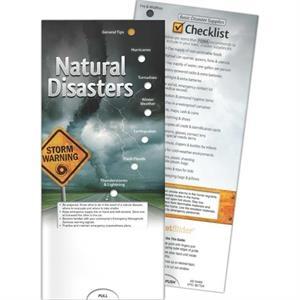 Pocket Slider (TM) - Natural Disasters