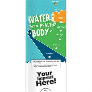 Pocket Slider™ - Water for a Healthy Body