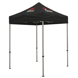 Deluxe 6' Tent Kit (Full-Color Imprint, 2 Locations)