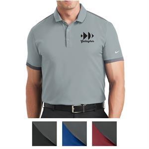 Nike Golf Dri-FIT Stretch Woven Polo