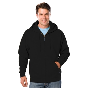 Adult Zip Front Hoodie - Tall Fit