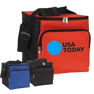 Economy 24-Can Insulated Cooler