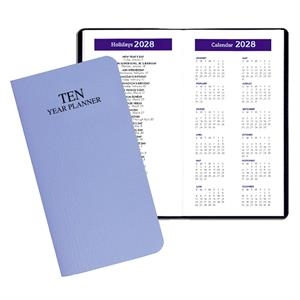 10 Year Reference Planner - Twilight