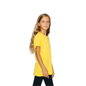 American Apparel® Youth Fine Jersey Tee