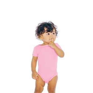 American Apparel® Infant Baby Rib One Piece