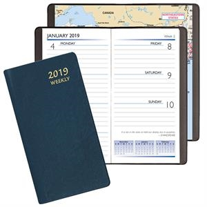 Weekly Pocket Planner - Continental