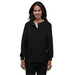 Workwear Snap Front Warm-Up Jacket
