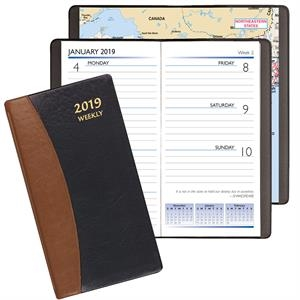 Weekly Pocket Planner - Carriage