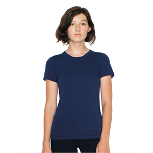 American Apparel® USA Collection Women's Fine Jersey Tee