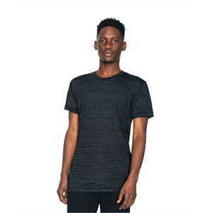 American Apparel® Unisex USA Collection Tri-Blend Track T