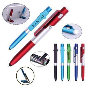 Magic Fold 4-in-1 Multi-Function Stylus Pen