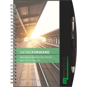 EventPlanner (TM) - Small Journal w/Calendar