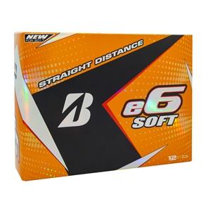 Bridgestone® e6 Soft Golf Balls