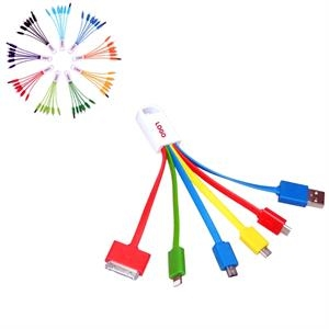 5 in 1 Multi Functional Charge Cable
