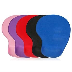 Mouse Pad With Wrist Rest