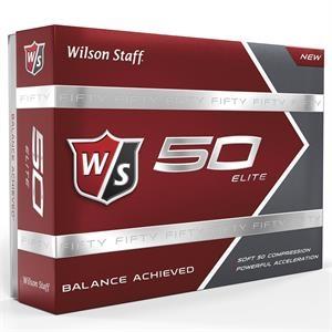 Wilson® 50 Elite Golf Ball Std Serv
