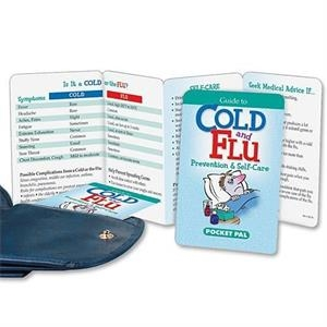Cold And Flu Prevention & Self-Care Pocket Pal