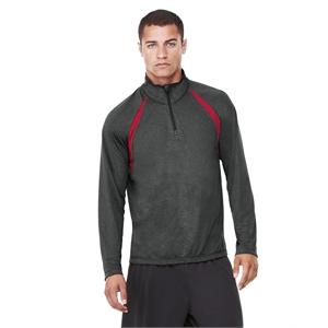 All Sport Quarter-Zip Lightweight Raglan Pullover