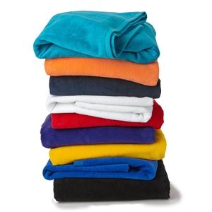 Carmel Towel Company Velour Beach Towel