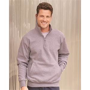 Champion Double Dry Eco® Quarter-Zip Pullover