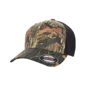 Mossy Oak Stretch Mesh Cap