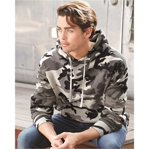 Independent Trading Co. Heavyweight Hooded Sweatshirt