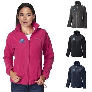 Columbia (R) Ladies' Benton Springs (TM) Full-Zip Fleece
