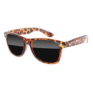 Tortoise Retro Sunglasses