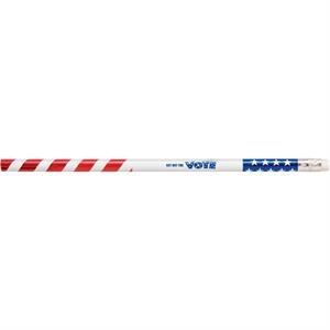 Foiled Foreman Patriotic™ Pencil