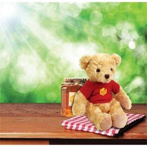 Chelsea™ Plush Teddy - Honey Bear