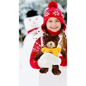 Chelsea™ Plush Teddy Bear - Dexter