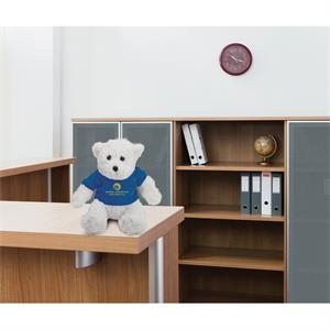 Chelsea™ Plush Traditional Teddy Bear