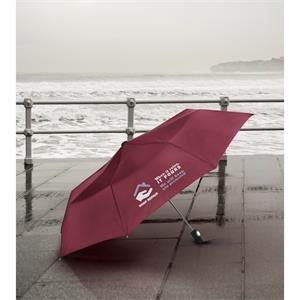 totes® Auto Open Folding Umbrella