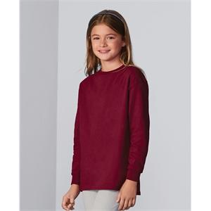 Gildan (R) Heavy Cotton (TM) Youth Long Sleeve T-Shirt