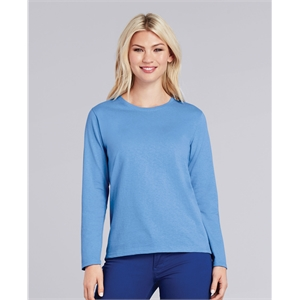 Gildan (R) Heavy Cotton (TM) Ladies' Long Sleeve T-Shirt