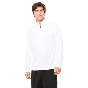 Alo® Unisex Quarter-Zip Lightweight Pullover
