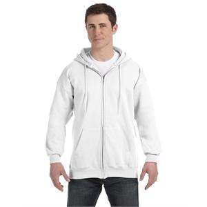 Hanes® Adult 9.7 oz. Ultimate Cotton®90/10 Full-Zip...