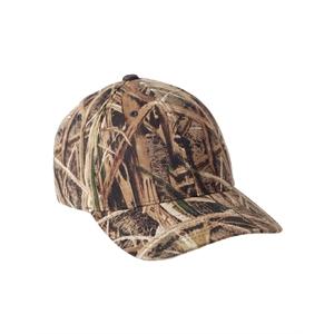 Flexfit® Adult Mossy Oak®Pattern Camouflage Cap
