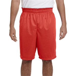 """Augusta Sportswear® Adult Tricot Mesh/Tricot-Lined 9\"""" ..."""