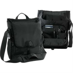 Bagedge® Vertical Messenger Tech Bag