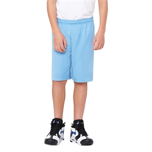 "for Team 365 Youth Mesh 9"" Short"