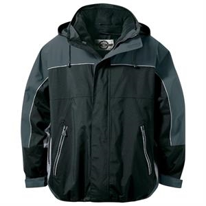 North End® Adult 3-in-1 Seam-Sealed Mid-Length Jacket ...