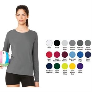 All Sport Ladies' Performance Long-Sleeve T-Shirt