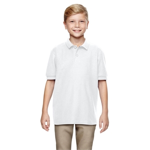 Gildan (R) Youth 6 oz. Double Pique Polo